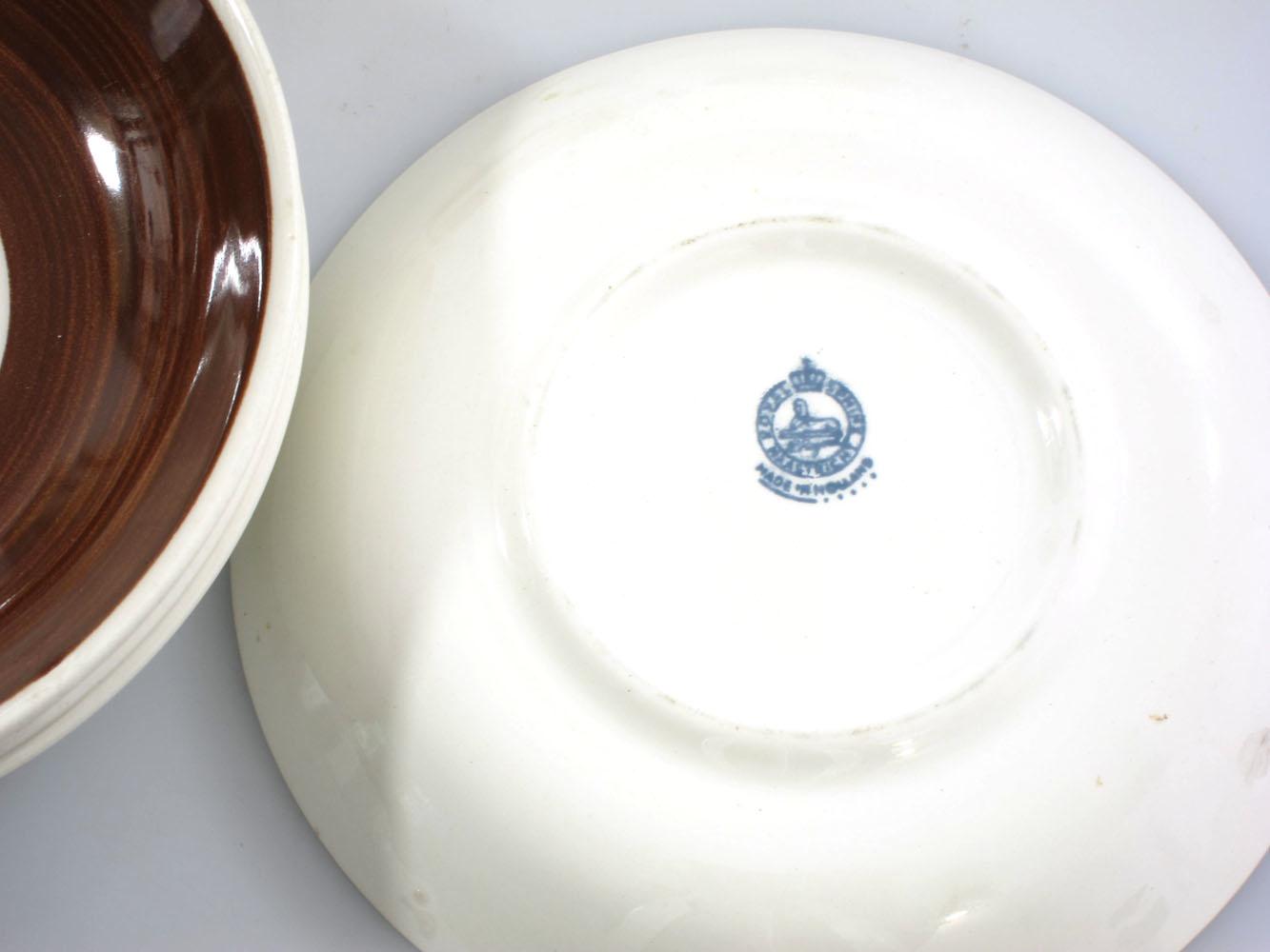 Royal Sphinx coffee cups vintage