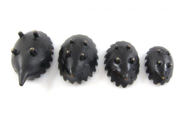 Walter Bosse Hedgehog Ashtrays vintage bowls