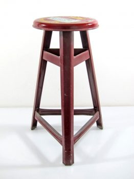 Mascotte Fifties metal stool