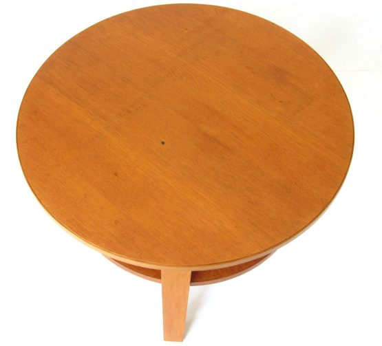 Cees Braakman Pastoe Oak series plywood eames coffee table