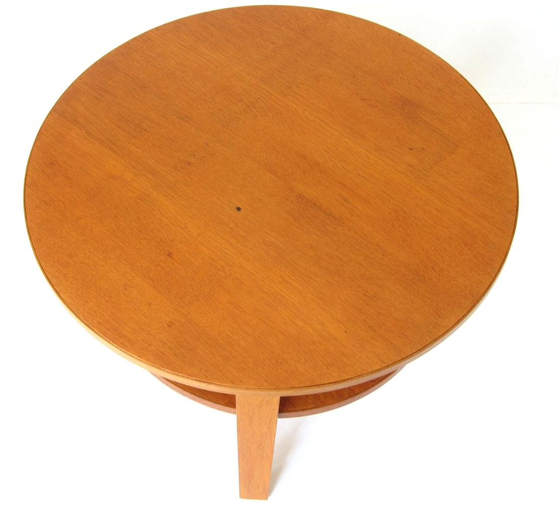 Cees Braakman Pastoe Oak series plywood eames coffee table