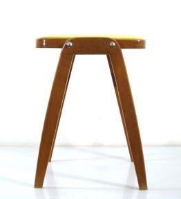 Mid Century vintage Centa stacking stool