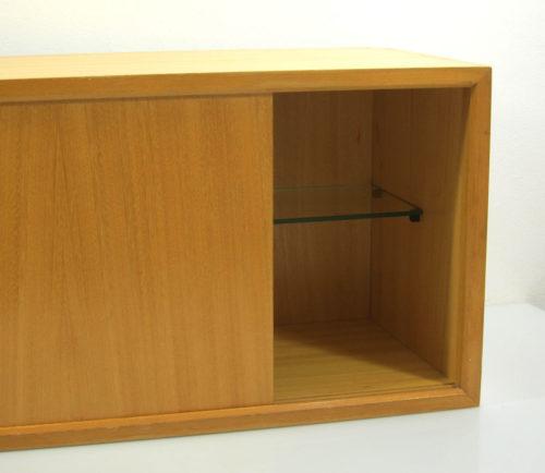 Poul Cadovius sixties Danish Royal Wall System modular cupboards