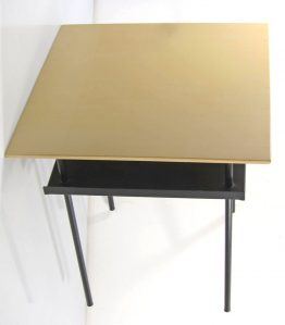 Large side table Wim Rietveld Auping vintage 1950s