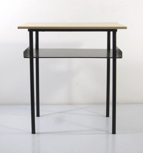 Wim Rietveld Side Table Auping vintage 1950s