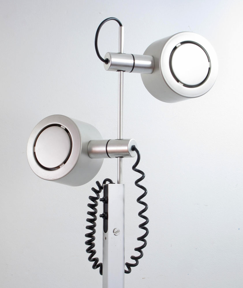 Lyfa vintage design Picollo floor lamp Denmark. Beautiful