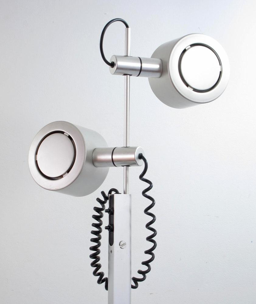 Lyfa vintage design Picollo floor lamp Denmark. Beautiful