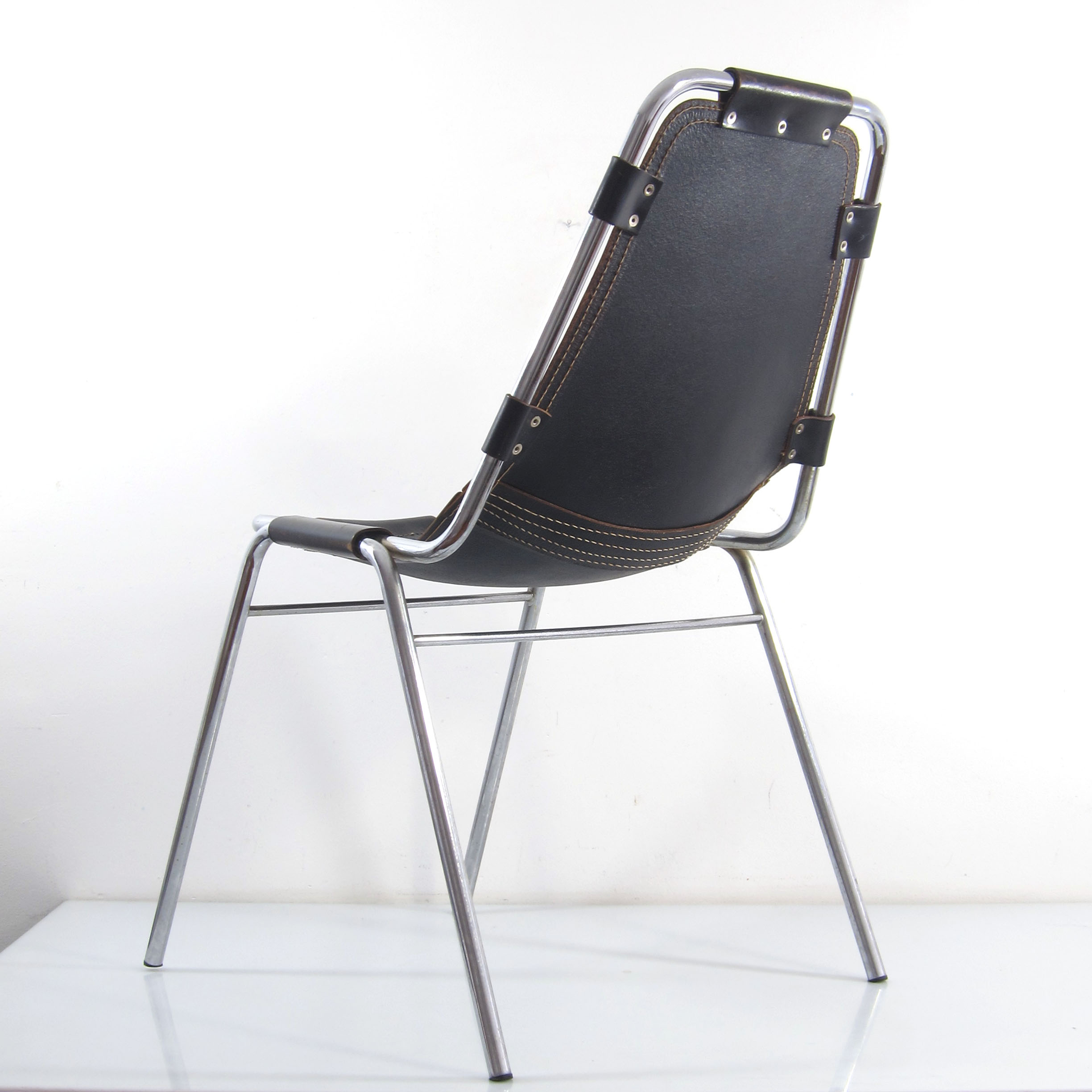 Charlotte Perriand Les Arcs chair - fifties, sixties, retro, eames, rietveld, cadovius, le corbusier, braakman, jean prouve, jacobsen,wegner
