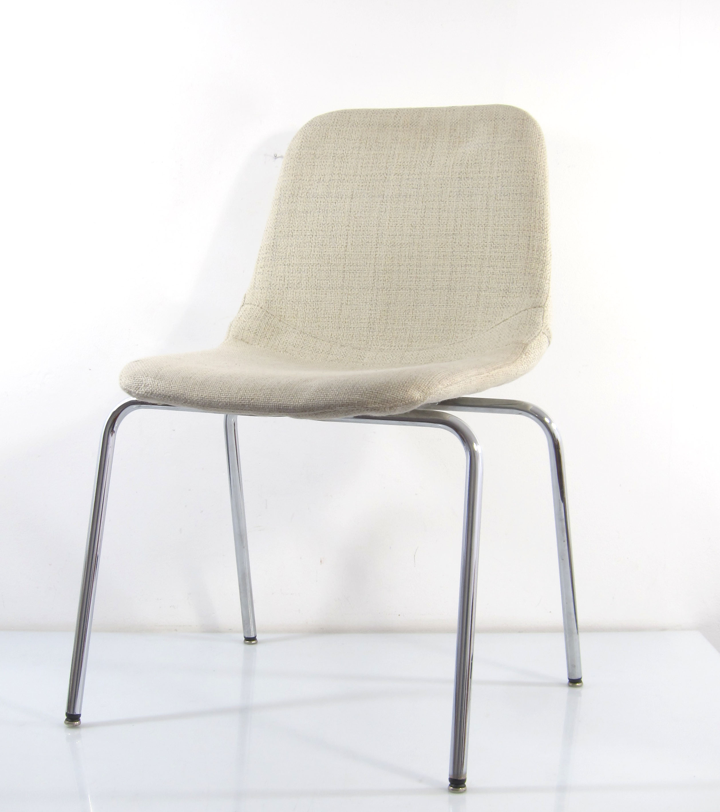 Chairs by Ico & Luisa Parisi for MIM, 1970s