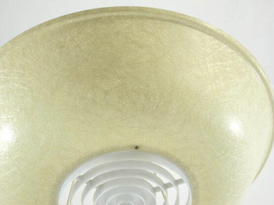 Fifties Philips vintage fiberglass lam