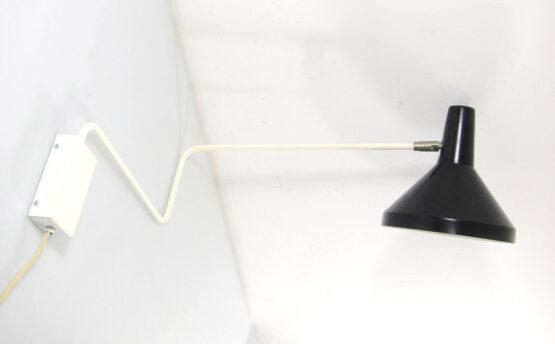 Hala Sixties Busquet vintage adjustable wall lamp