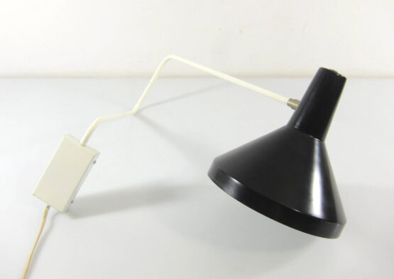 Hala Sixties Busquet vintage adjustable wall lamp