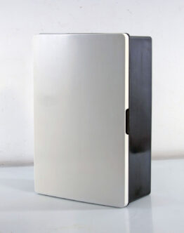 Small fifties melamine Bathroom cabinet, castiglioni, enzo mari, joe colombo, arflex 6