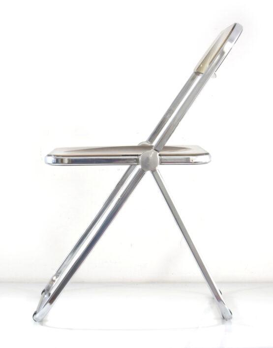 Giancario Piretti vintage sixties Castelli Plia chair