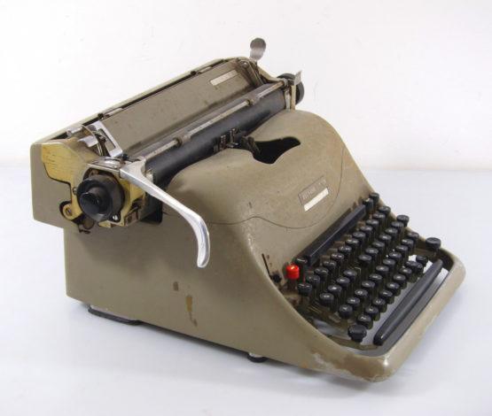 Olivetti Lexikon 80 Typewriter Marcello Nizzoli 1950s