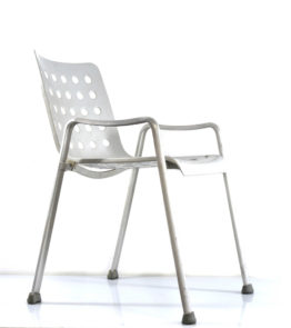 Landi aluminium chair Hans Coray MEWA 1938