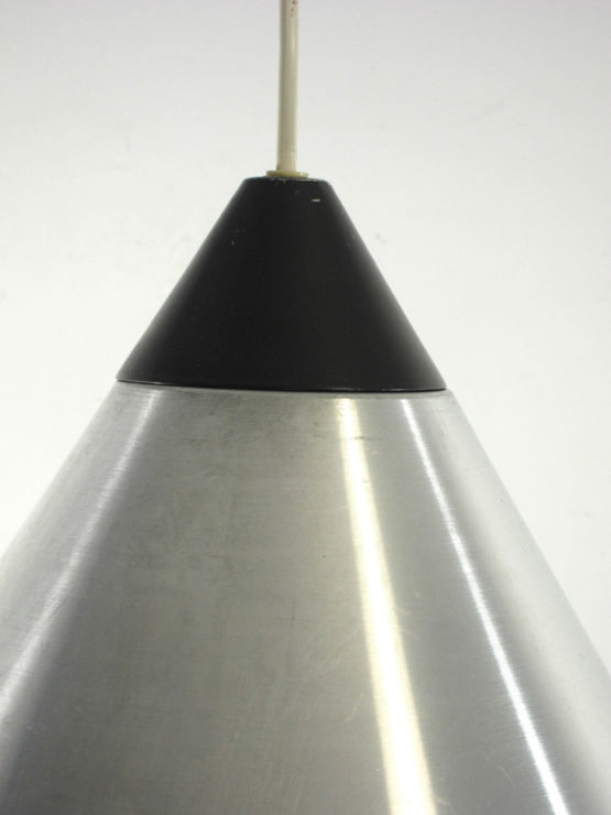 Lyfa sixties aluminium pendant; louis poulsen, vintage, eames, utzorn, arne jacobsen, danish, henningsen, Aalto, Tapiovaara, scandinavian
