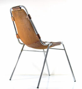 Charlotte Perriand les Arcs chair - fifties, sixties, retro, eames, rietveld, cadovius, le corbusier, braakman, jean prouve, jacobsen, wegner