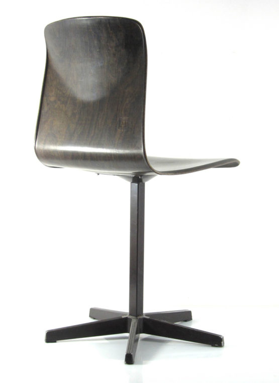 Pagholz vintage plywood chair 1960s