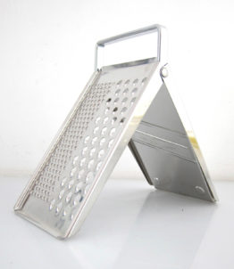 Brabantia stainless steel vintage kitchen grater