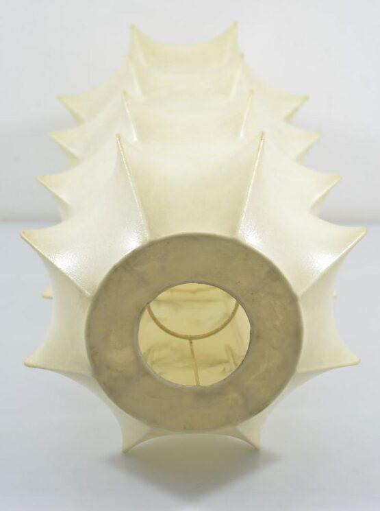 Castiglioni vintage design Cocoon pendant Flos
