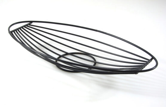 Fifties wire frame fruit bowl