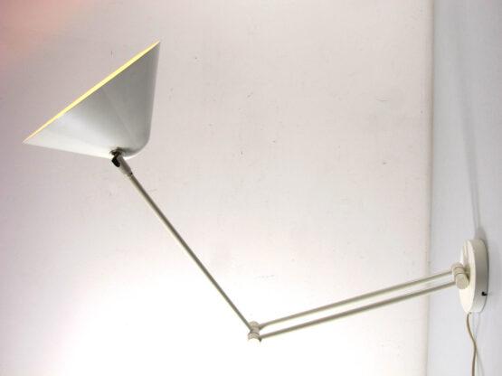 Hala Busquet 1960s adjustable wall lamp