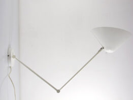 Hala Busquet 1960s adjustable wall lamp