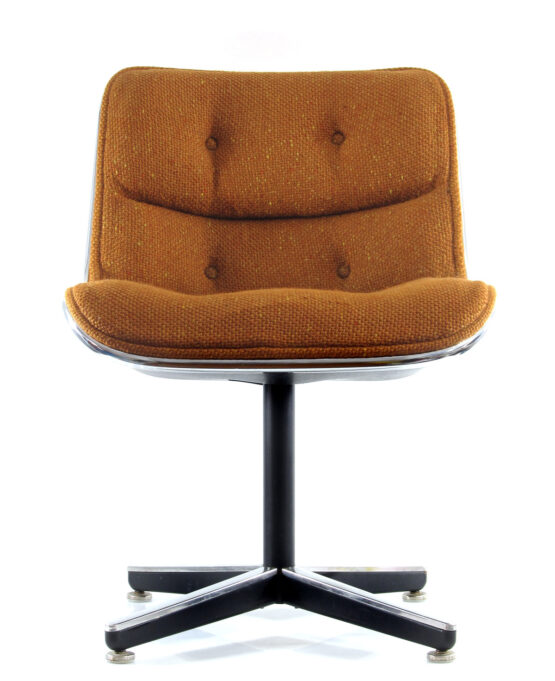 KNOLL Charles Pollock sixties vintage exclusive relax chair