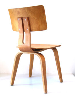 Cees Braakman Pastoe Combex plywood vintage chairs - charlotte perriand, fifties, sixties, retro, eames, rietveld, cadovius, le corbusier, jean prouve, jacobsen, wegner