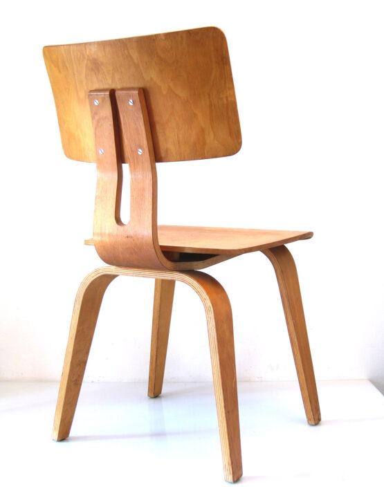 Cees Braakman Pastoe Combex plywood vintage chairs - charlotte perriand, fifties, sixties, retro, eames, rietveld, cadovius, le corbusier, jean prouve, jacobsen, wegner