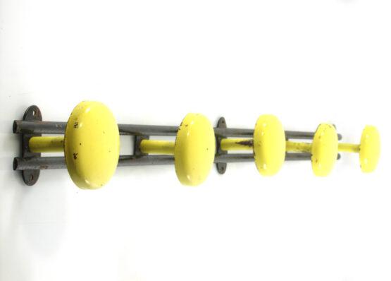 Fifties metal Coat Hanger - eames, pilastro, mategot, perriand, prouve, alvar aalto