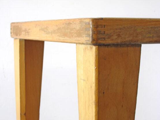 Sixties table or children's desk - eames, ernest race, marcel breuer, isokon, alvar aalto, robin day, karin mobring