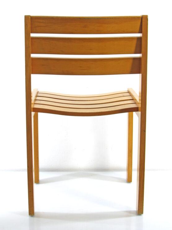 Wilkhahn Wooden Design Chair