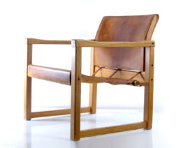 Karen Mobring Safari chair