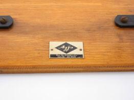 AGFA 1930s darkroom lamp - bauhaus, eames, retro, vintage, christian dell, bauhaus, rohe, marcel breuer, marianne brandt, kaiser idell