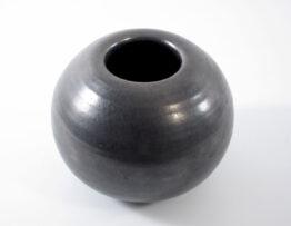 Fifties studio pottery ceramic vase - van der vaart, eames, wirkkala, charlotte perriand, schoonhoven, noguchi, bertoia, nakachima, ohr, rie