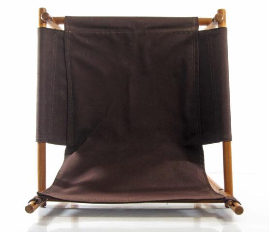 Scandinavian design Safari relax chair 1970s - danish, eames, modernist, tapiovaara, borge mogensen, hans wegner, kaare klint, alvar aalto