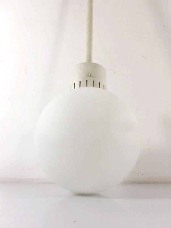 Bega sixties vintage hanglamp - Design Louis Weisdorf, Eames, Danish, Vintage, Carl Thore, Arne Jacobsen, Poul Henningsen, fog and morup